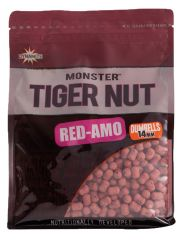 DUMBELLS MONSTER TIGER NUT RED-AMO