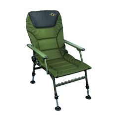 PADDED LEVEL CHAIR WITH ARMS