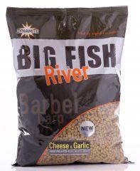 BIG FISH RIVER FEED PELLETS