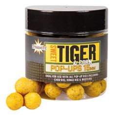 SWEET TIGER & CORN POP-UPS